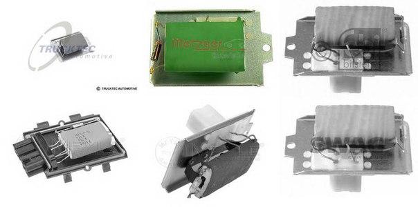 Сопротивление, вентилятор салона для AUDI CABRIOLET (8G7, B4)