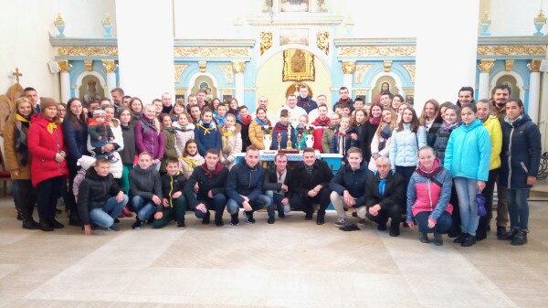 Щорічний з'їзд УМХ в селі Крилос