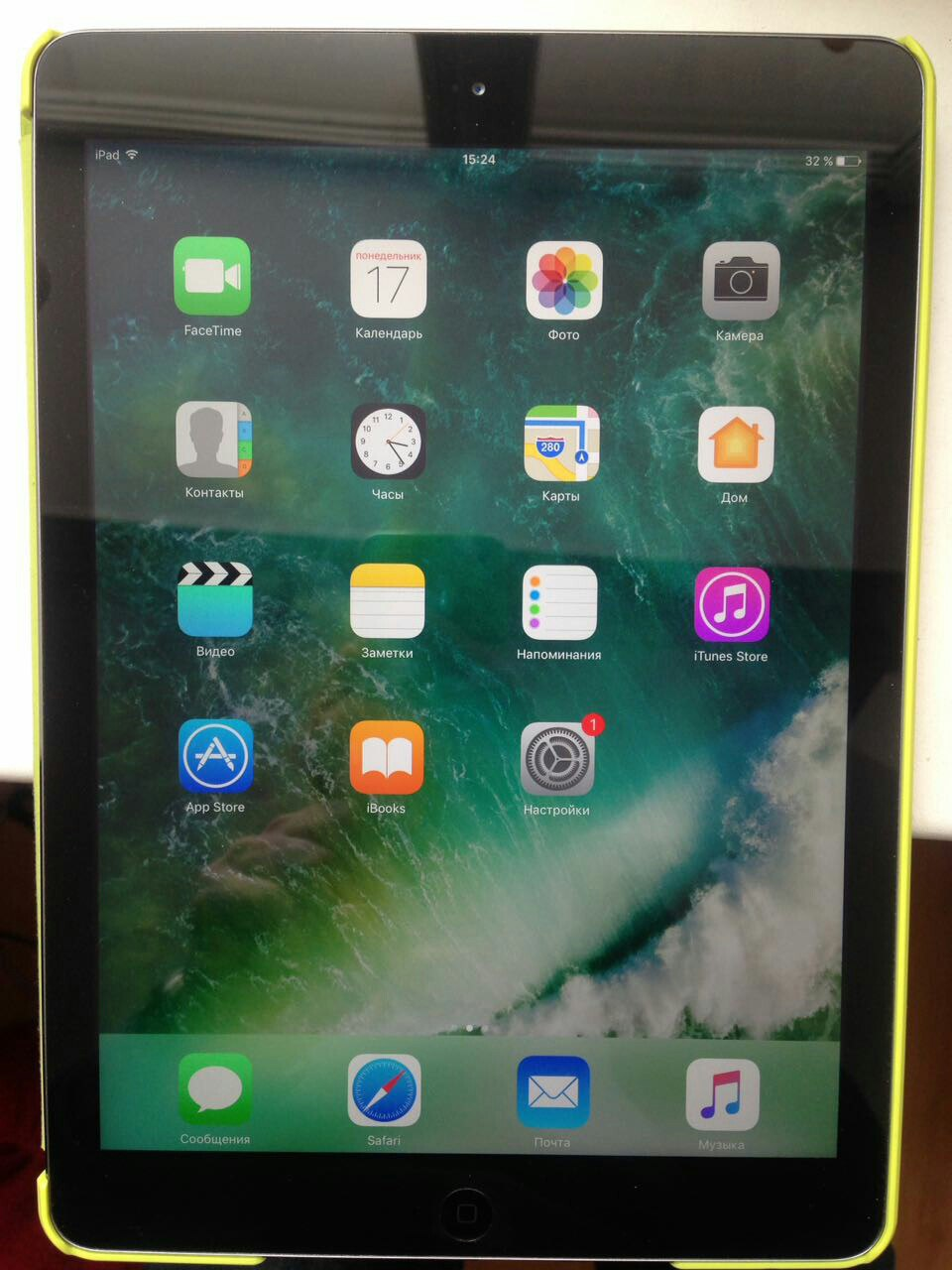 Продаю iPad Air 16gb wifi
