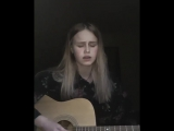 Wicked game - Chris Isaak (Волосевич классно поет и играет на гитаре)