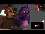 [SFM FNAF] Freddy Chica Bonnie and Foxy React to F - 1080P HD