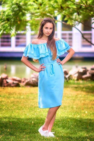 Елизавета Неклюдова