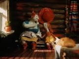 Серый Волк энд  Красная Шапочка,  наставление мамы и начало пути к бабушке в Париж.