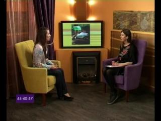 Прямой эфир на телеканале Вариант, передача Вечерний зефир