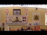 Салахидинов Шахзод - 1 раунд