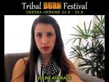 Joline Andrade invitation TBF 2017