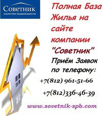 Снять однокомнатную квартиру на длительный срок в СПб