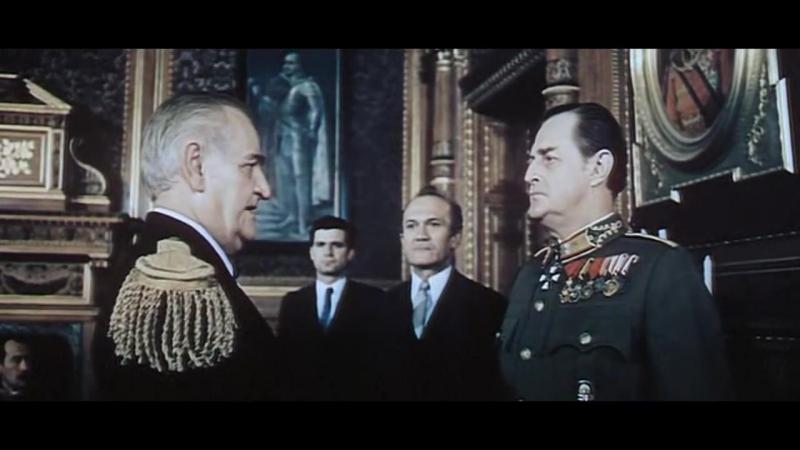 «Солдаты свободы» (1976) - СССР, Болгария, Польша, Чехословакия, Венгрия, ГДР. Фильм 4.