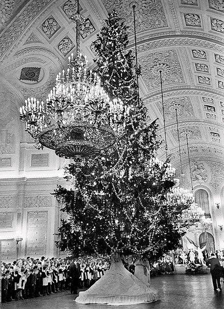 Детский праздник встречи Нового года в Московском