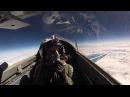Округлости нет - Полет на МИГ 29 над ПЛОСКОЙ ЗЕМЛЕЙ Стратосфера