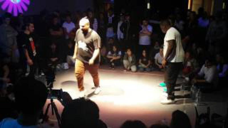 Urban Village Vol.3 | Hip Hop Quater Final | Almiros and Onur vs. Mouss and Goldcube
