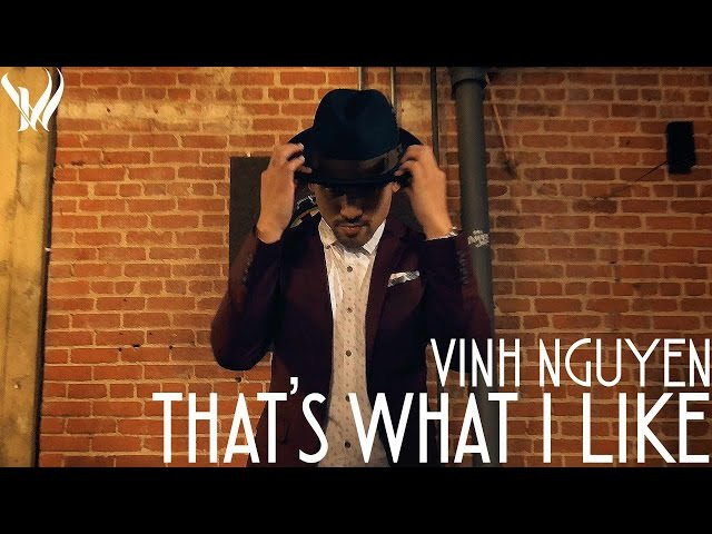 That's What I Like Bruno Mars | by Vinh Nguyen