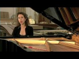 Angela Hewitt : Bach Performance on the Piano, Excerpt 1