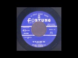 Nolan Strong & The Diablos - Try Me One More Time - Doo Wop Rocker 45