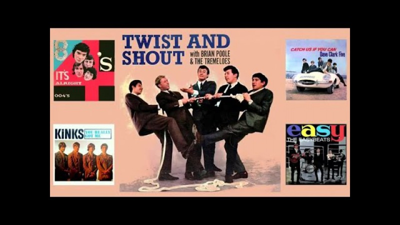 Brian Poole And The Tremeloes - Twist And Shout - Full Album Vintage Music Songs