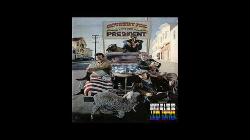Country Joe The Fish - Acid Sound 1966-68 (Bootleg Full Album 1997)