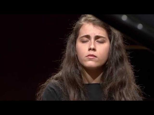 Michelle Candotti – Nocturne in C minor Op. 48 No. 1 (first stage)