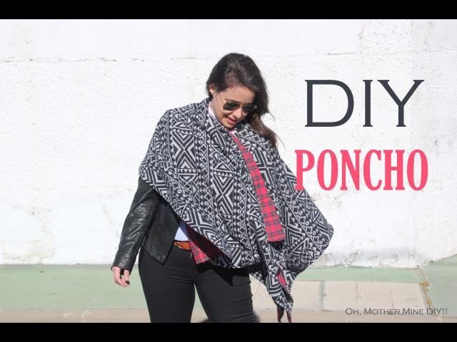DIY Poncho Reversible смотреть онлайн без регистрации