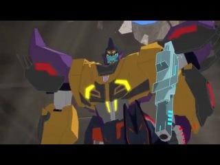 Transformers: Robots in Disguise - Season 3 Promo