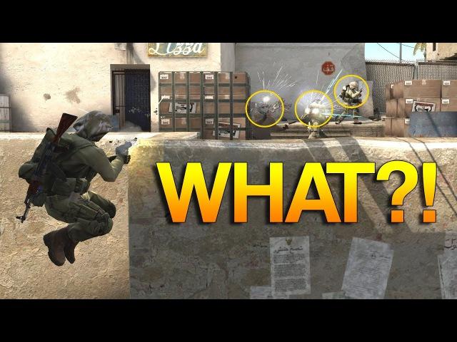 CS:GO - WHAT?!