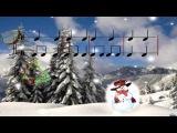Сольфеджио для детей Jingle bells Lectura R
