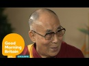 Dalai Lama World Exclusive With Piers Morgan On ISIS, Trump And Twitter | Good Morning Britiain