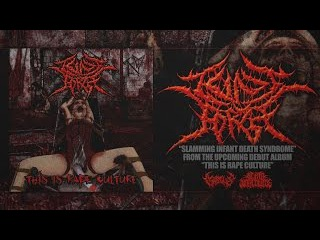 CUNT TORCH - SLAMMING INFANT DEATH SYNDROME [DEBUT SINGLE] (2017) SW EXCLUSIVE