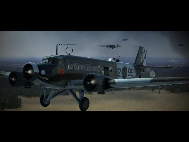 Ил-2 Штурмовик: Битва за Сталинград/Москву - Крылья Войны/Wings of War
