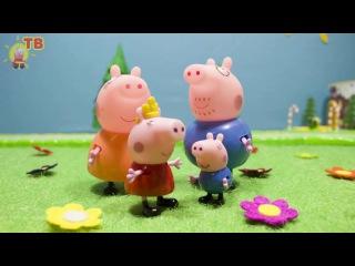 Свинка Пеппа на русском Мультфильмы для детей 1 сезон