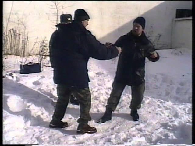 Казачий рукопашный бой - СКАРБ. Фильм 6. Макаров С.С. 2003 г.