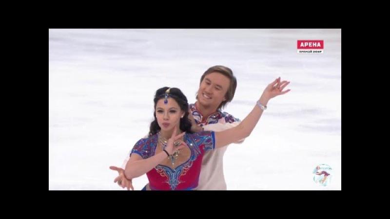 2016 Trophée Eric Bompard. Ice Dance - FD. Elena ILINYKH Ruslan ZHIGANSHIN