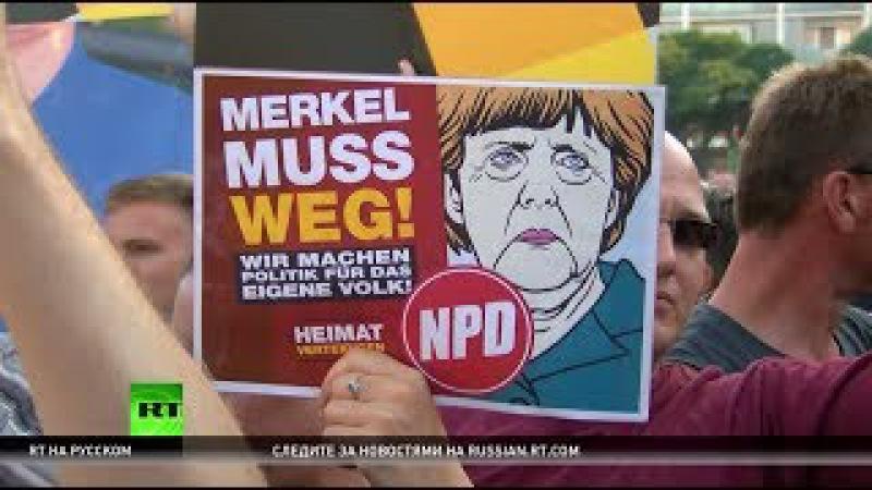 Главный злодей: выборы в Германии ещё не начались, а Россию уже подозревают во вм...