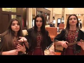 Trio Mandili - After super performance with super Kazakh singer Beibit Musa! 3