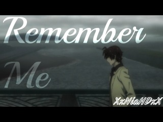 「 BSD Dark Era 」 Remember me [ ‼Spoilers‼ ]