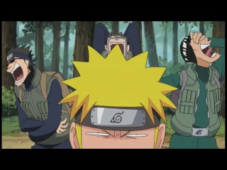 Naruto AMV - Funny Moments - Time Lapse