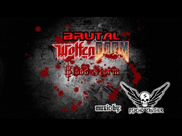 INTRO BRUTAL WOLFENDOOM BLOOD STORM® OST (Wolfenstein 3D My Loved Ones Are Gone OC ReMix)