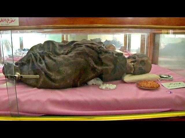 В Йемене из-за войны портятся мумии (новости)