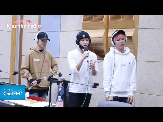 투포케이 24K '행복한 나를' LIVE / 160930[ Super Junior Kiss The Radio ]