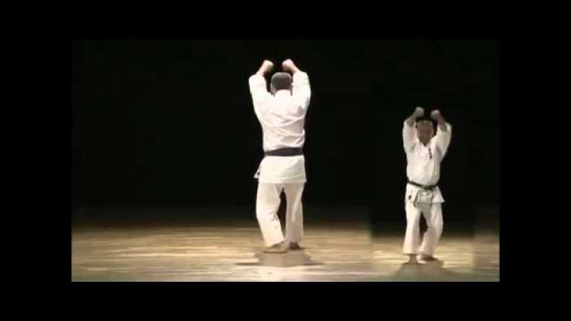 Itosu no Passai - Yasuhiro Uema Sensei