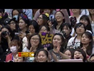 2016 China Open Highlights: Ma Long vs Zhang Jike (1/2)