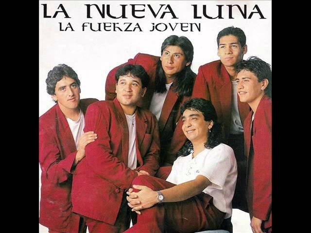 La Nueva Luna - La Fuerza Joven (1996) - Cd Completo