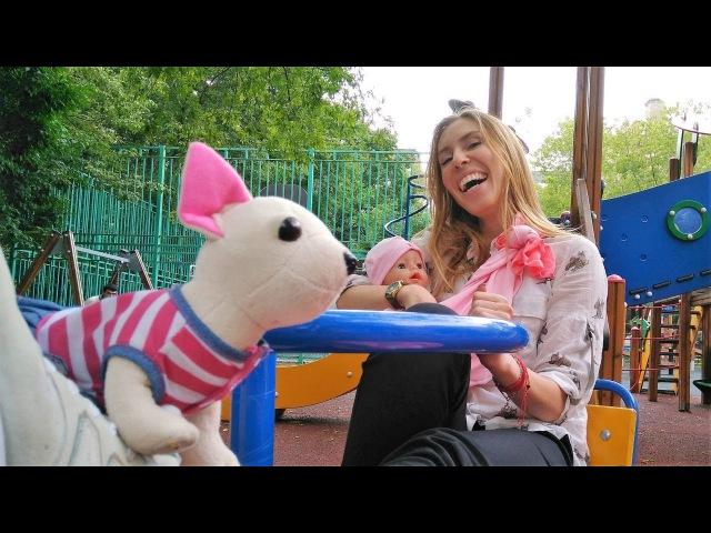Come Mamma episodi- Nuovi giochi per ragazze con la bambola Nenuco-Baby born giocattoli italiano