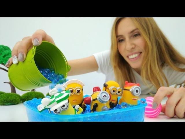 Macedonia per bimbi-Giocattoli a scuola nuovi episodi- Giochi con PlayDoh per bambini in italiano