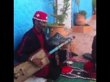 Music on the streets of Morocco in Kasbah Oudaias (Rabat). travelvine travel 6secondpostcard lonelyplanet