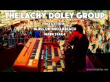 LAZY ONIONS (Green Onions Lazy) MASH UP - The Lachy Doley Group - Live at Blues on Broadbeach 2016