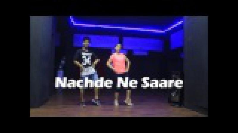 Nachde Ne Saare | Baar Baar Dekho | Zumba choreography | V!cky Aakanksha
