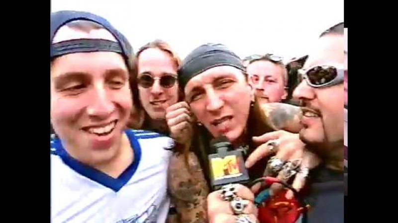MTV Headbangers Ball Dynamo Open Air 1995 Special