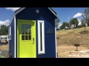 Adorable Tiny House That's Dog Friendly