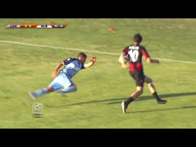 Lucchese vs Albinoleffe (1-0) PLAYOFF 2016/2017