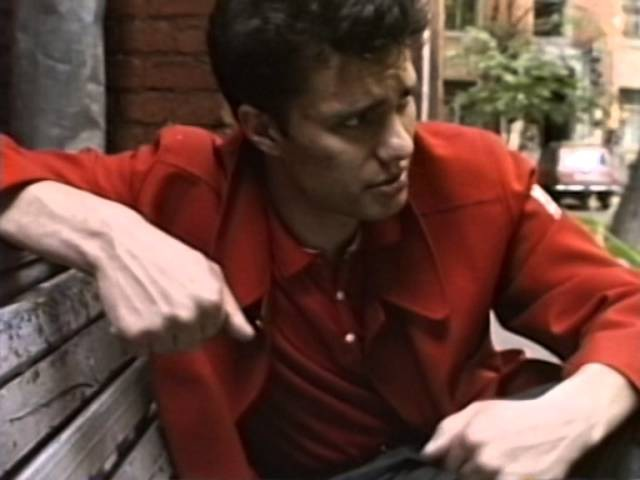Михаил Борзыкин - Интервью J. Stingray (1986)
